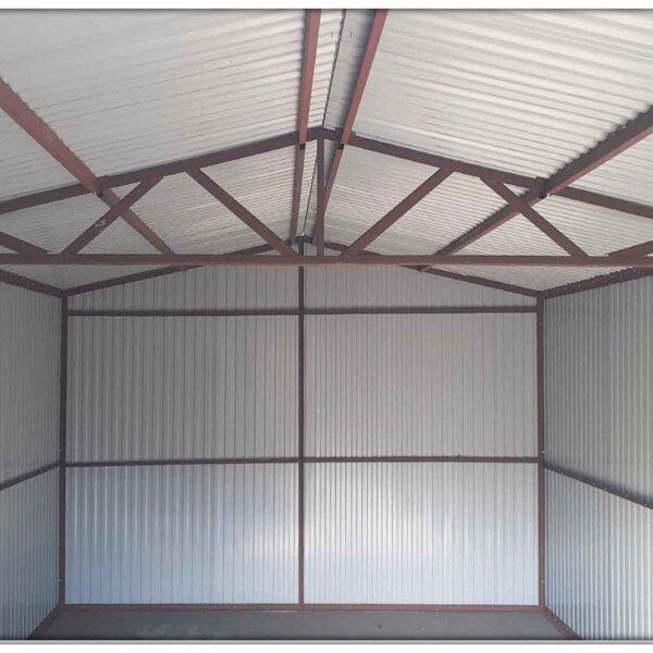 konštrukcia, sedlová strecha