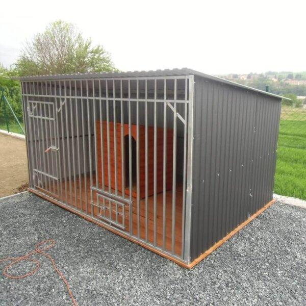 Kotec pro psa 3x2m